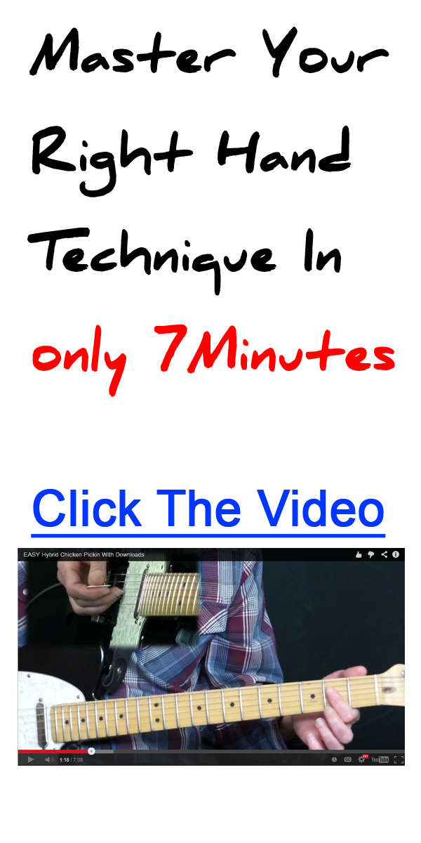 This video shows you the #1 Best thing to do to TRIPLE your right hand speed in 7 minutes!