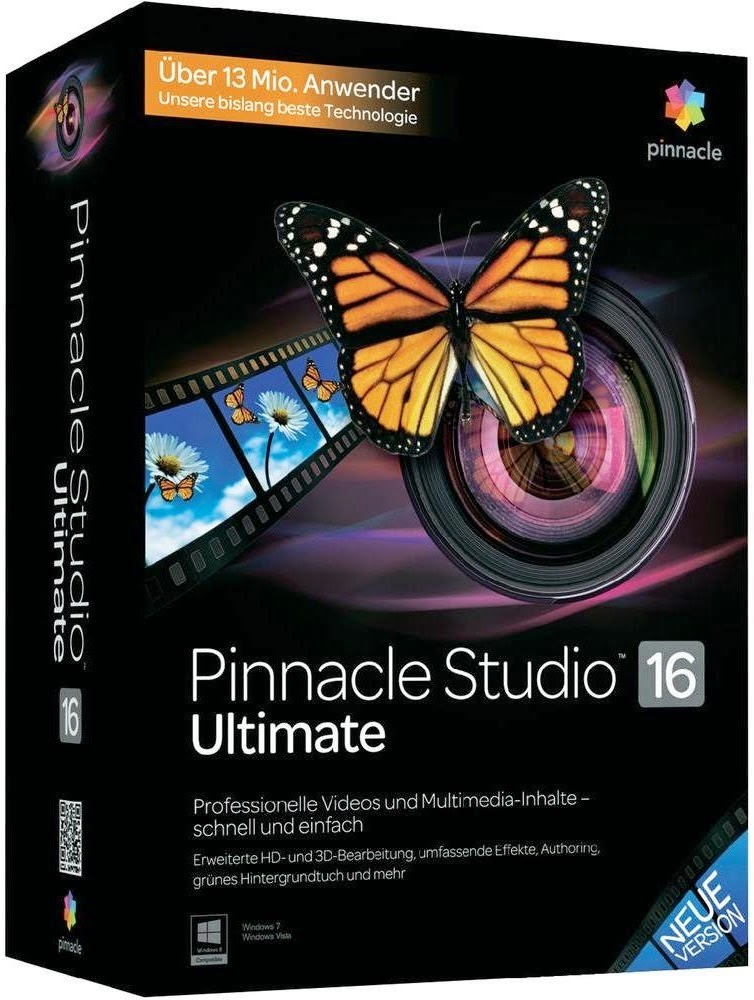 Pinnacle ultimate studio v14.0.0.7255 keygen