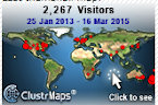 Visitors to our Blog