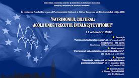 """""""Patrimoniul cultural: acolo unde trecutul întâlneşte viitorulˮ"""