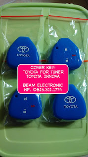 Cover Key Toyota Innova & Fortuner