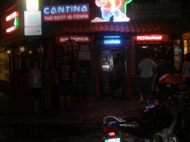 Mexicano Alicante, una auténtica basura....