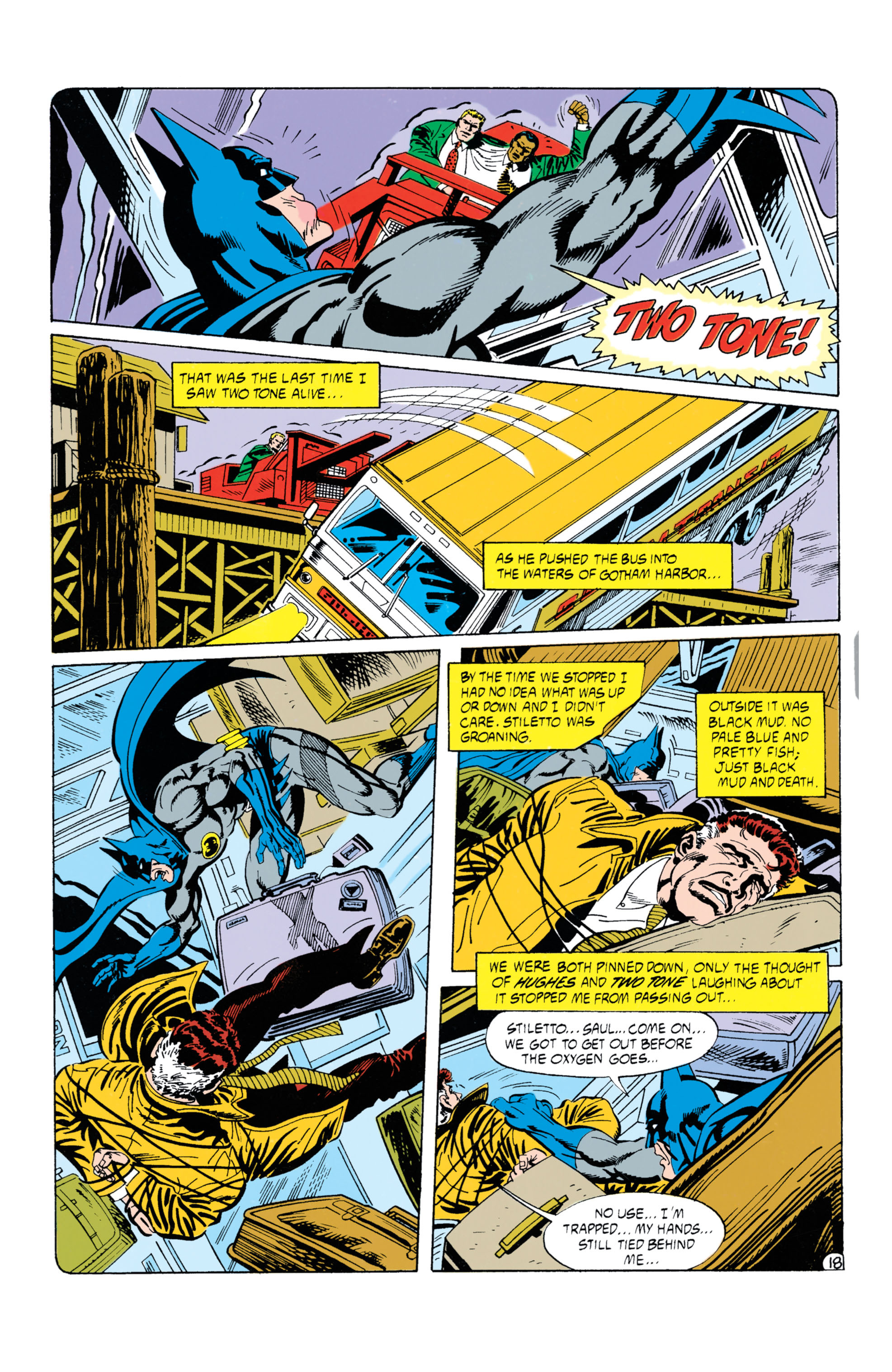 Detective Comics (1937) Issue #630 Page 19