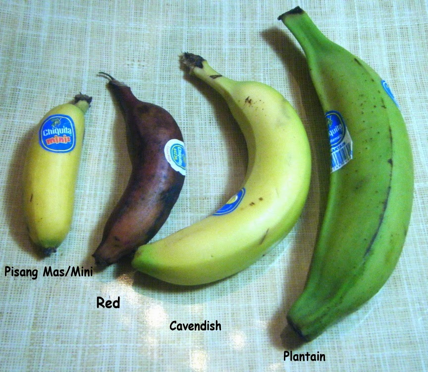 how to cook red bananas