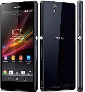 Harga dan spesifikasi Sony Xperia Z C6602