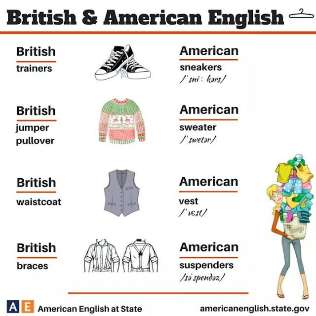 american english or british english