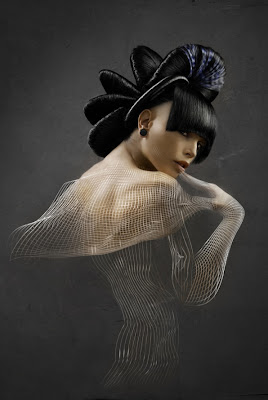 artwork fashion - creative art photography - by  X-presion