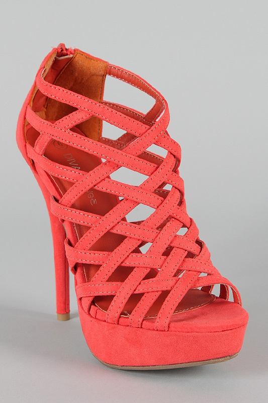 Stylish Strappy Platform Sandals
