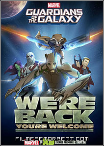 Guardians of the Galaxy 1 Temporada Torrent HDTV