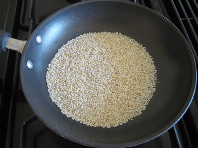 Untoasted Sesame Seeds