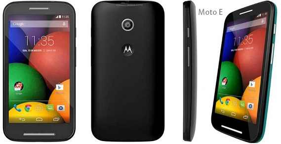 motorola moto e people's phone