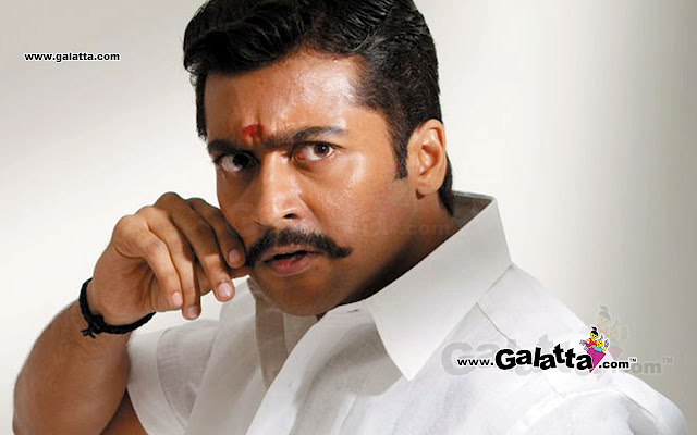 Surya in 'Vel' Movie 2