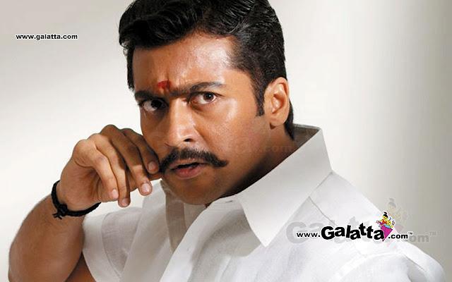 Surya in 'Vel' Movie 2