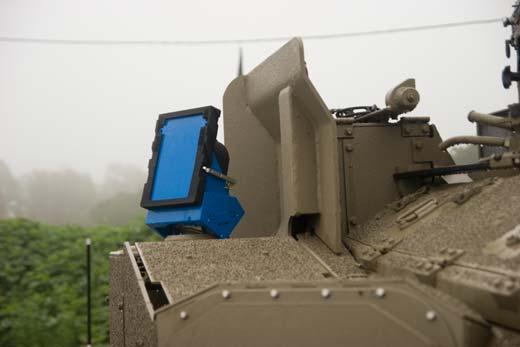 "IDF ARMOR חיל השריון-צה""ל: ""Trophy"" Active Protection ..."