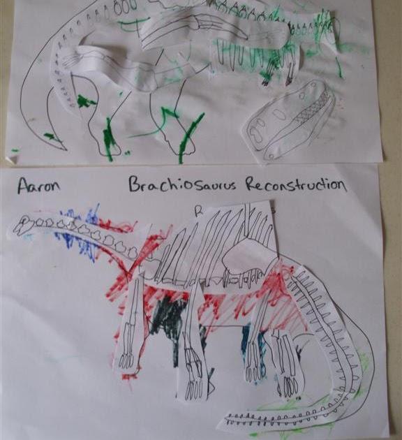 The DoItYourself Mom Dinosaur Themed Preschool Craft