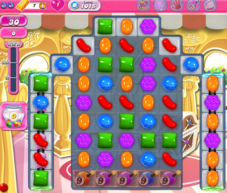 Candy Crush Saga 1015