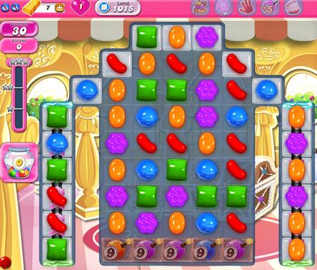 Candy Crush Saga 1015