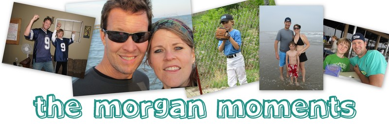 The Morgan Moments