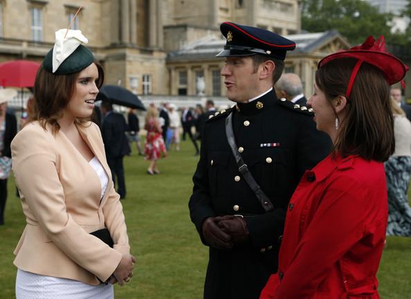 Queen Elizabeth - Garden Party