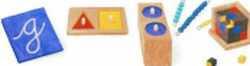 María Montessori: doodle de Google, 31 de agosto