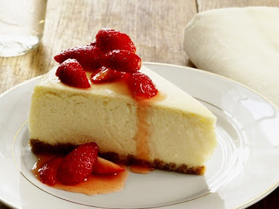 Laura's Cheese Cake: Lemony and Good