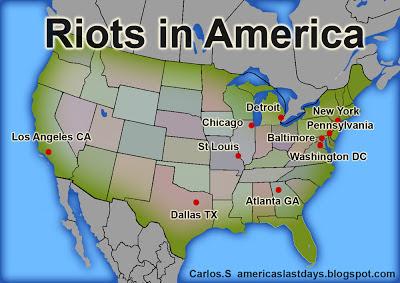John Paul Jackson Riots In America 2013
