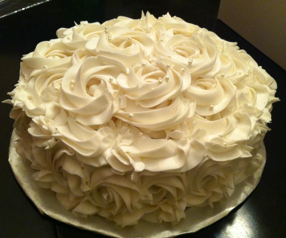 Sweet Treats by Susan: Rose Cakes :)