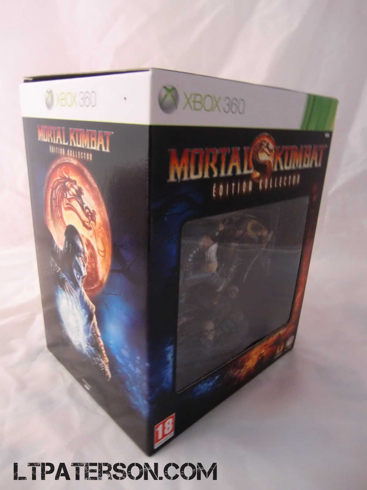 D ballage de soldes mortal kombat dition collector blog jeux video pc high - Quand sont les soldes ...