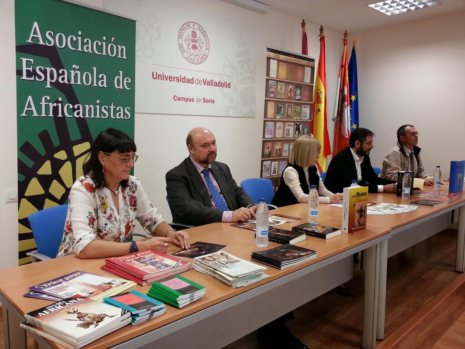 Literatura de Guinea Ecuatorial, Asociación Española de Africanistas