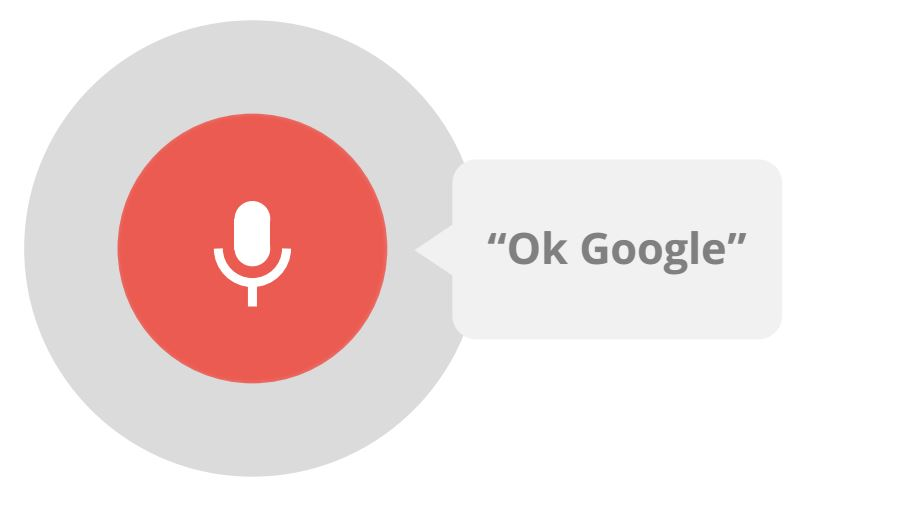 "Say, ""OK Google"""