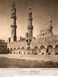 مساجد مصر القديمة