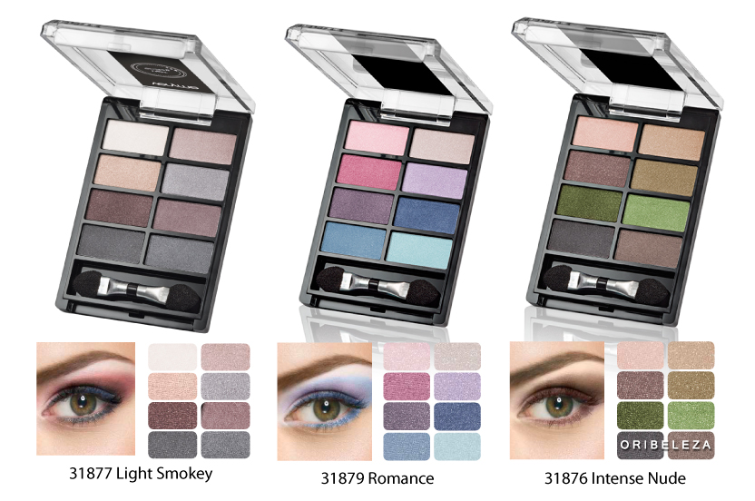 Paleta de Sombras For Your Eyes Only Very Me da Oriflame