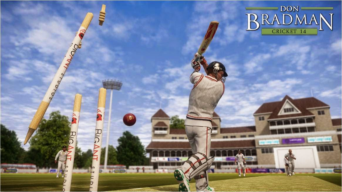 Don Bradman Cricket 14 System Requirements: Minimum