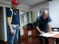 Trabajadores del sector agua potable solicitaron revisar la situación laboral a nivel nacional