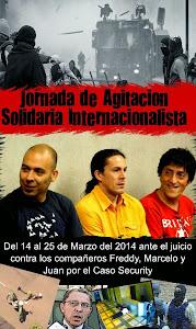 Jornada de Agitación Solidaria