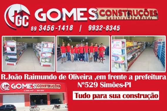 GC GOMES CONSTRUÇÕES