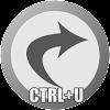CTRL+U + Redirect