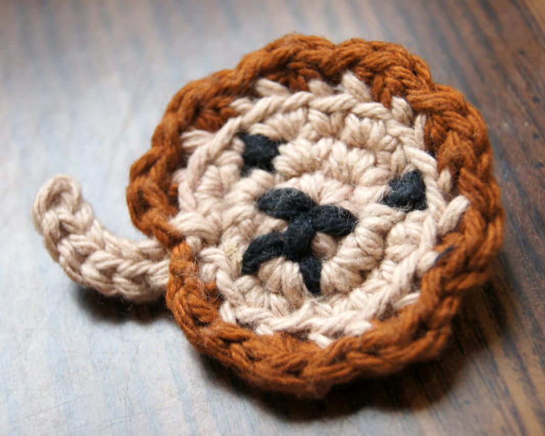 Lucyravenscar Crochet Creatures Little Lion Pattern Swap