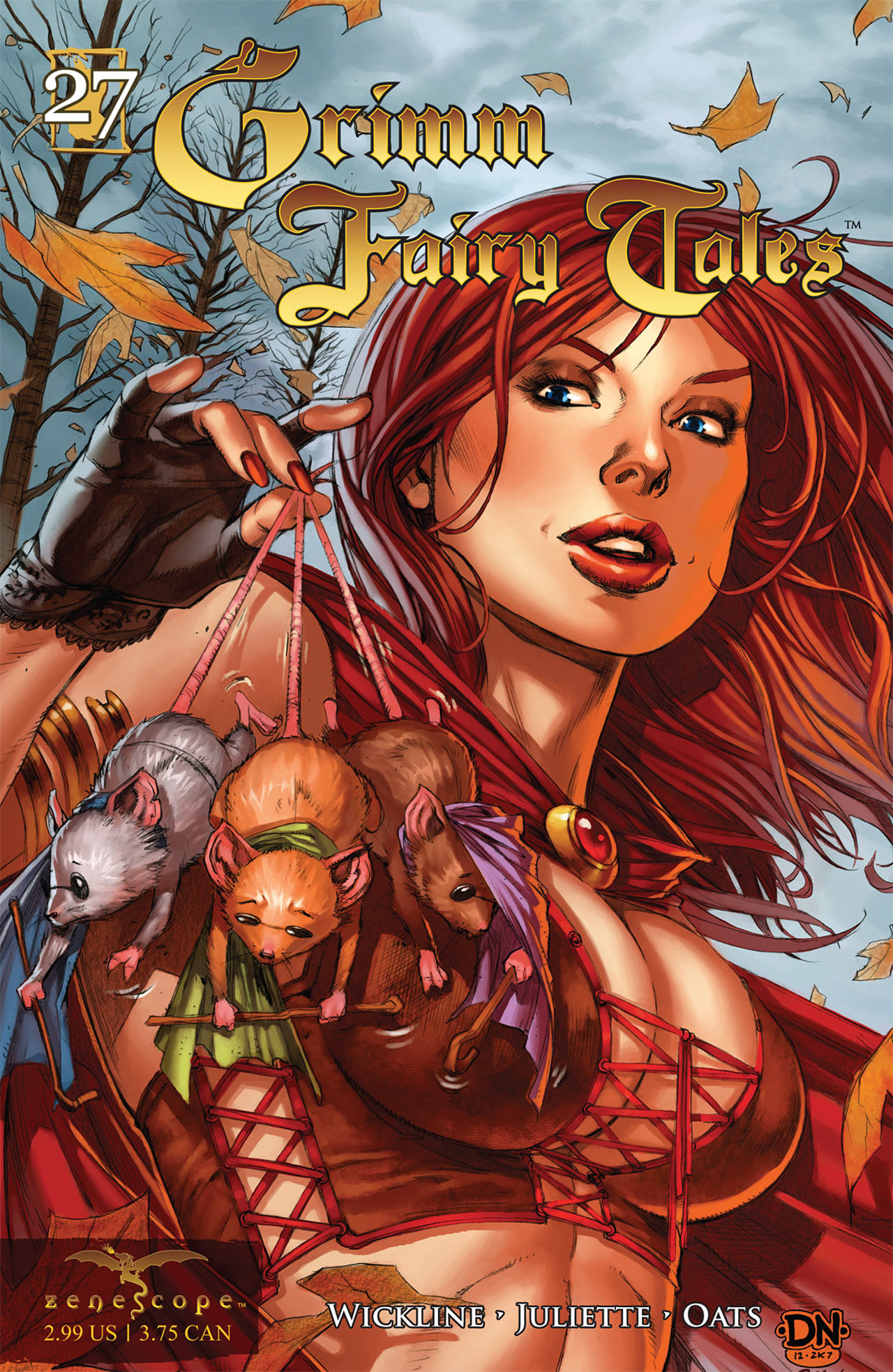 Grimm Fairy Tales (2005) Issue #27 #30 - English 1