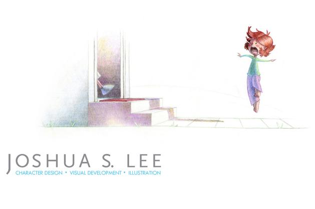 Joshua Lee's Illustrations
