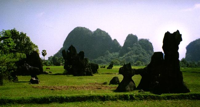 Taman Nasional Bantimurung mempunyai pemandangan alam yang paling ...
