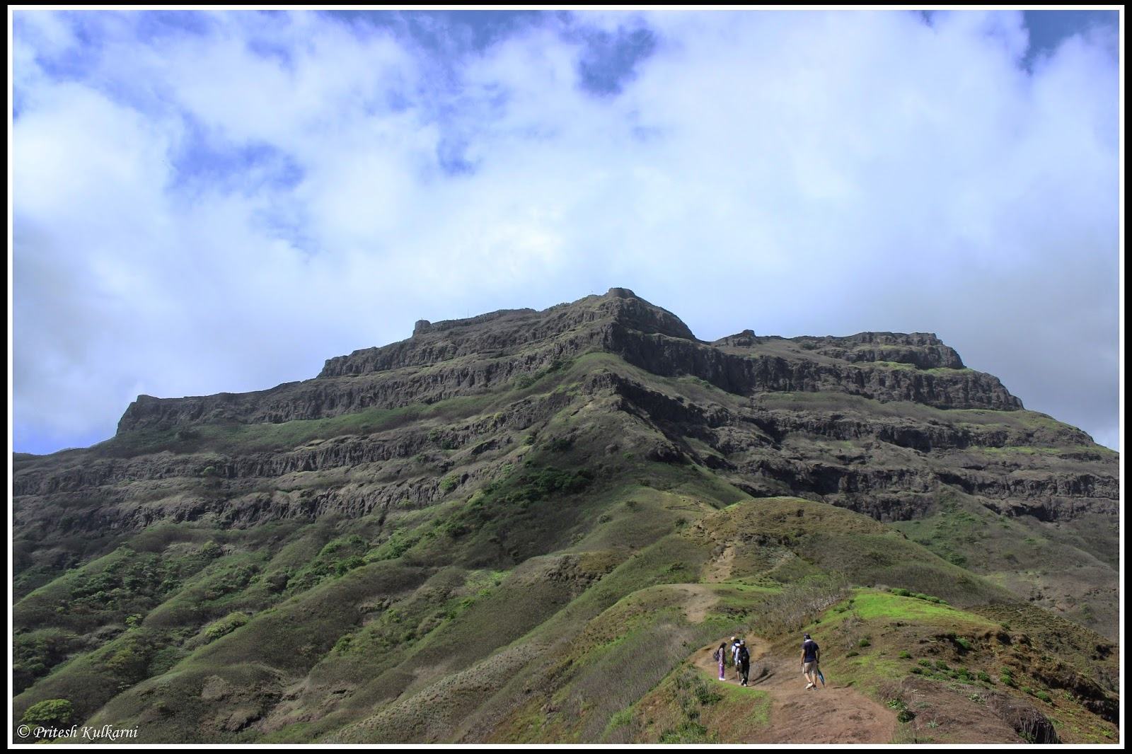 Torna Fort a.k.a. PrachandGad (Massive Fort)