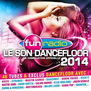 Fun Radio - Le Son Dancefloor 2014 Fun_Radio_Le_Son_Dancefloor_2014_frente