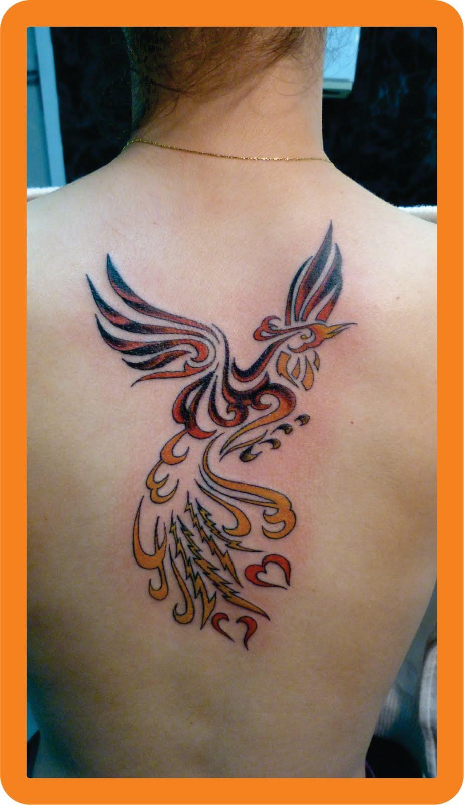F nix hebert tattoo for Fenix tribal tattoo
