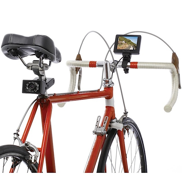 The Rearview Mirror Cam for Bike
