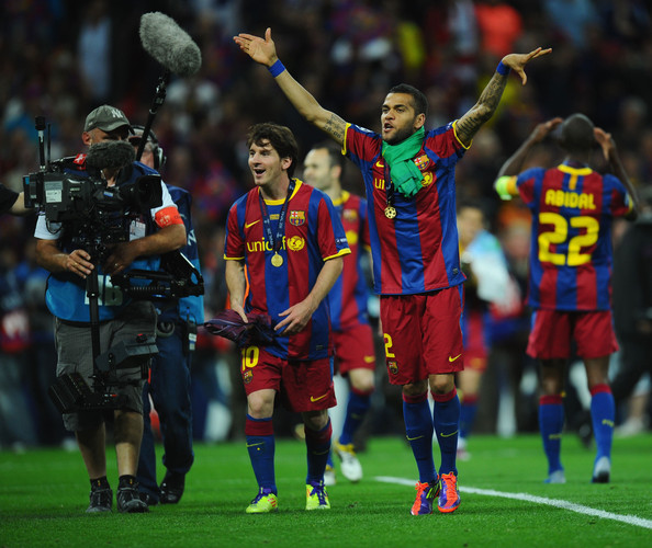 Barcelona Vs Man Utd Champions League Final 2011: Pictures Lionel Messi Vs Manchester United UEFA Champions
