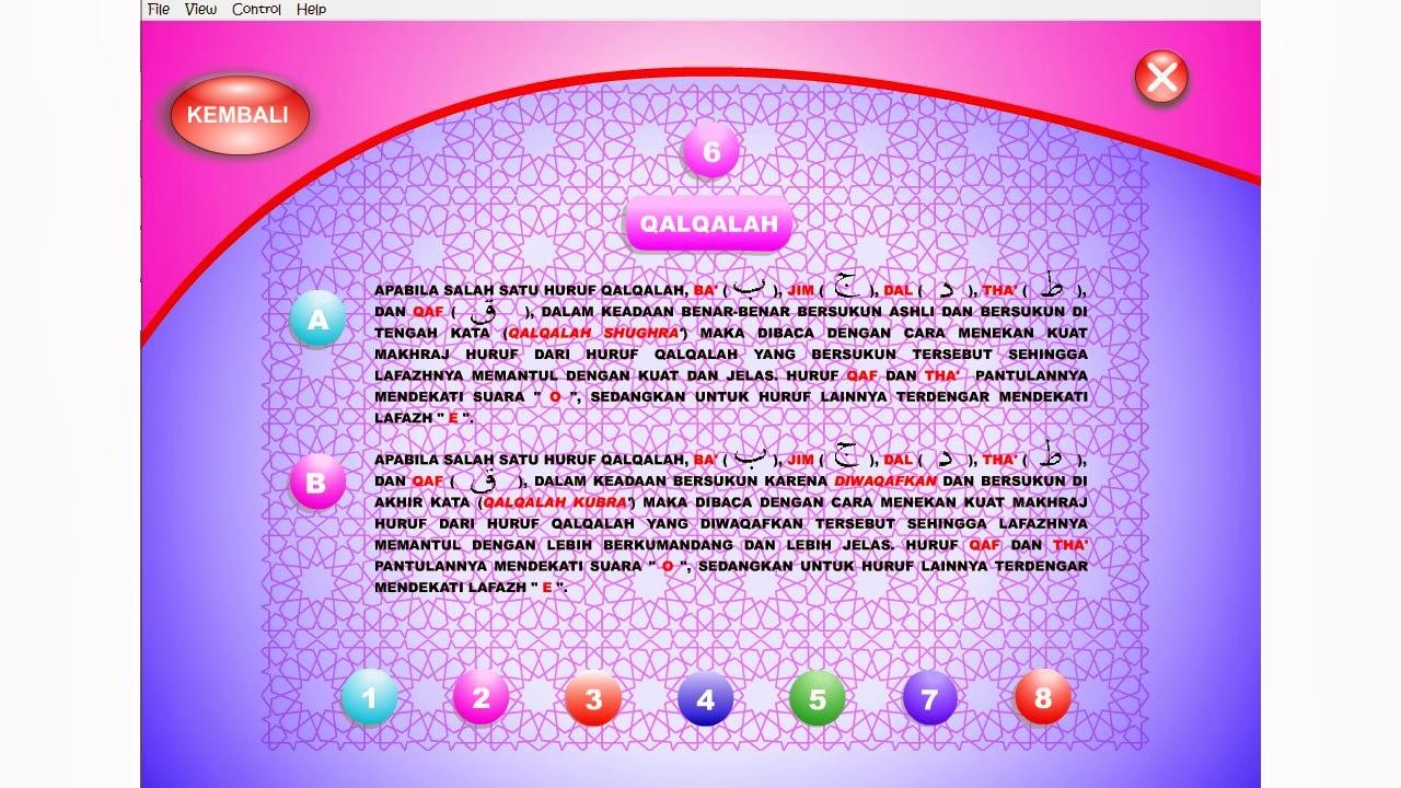 Download Aplikasi Tajwid