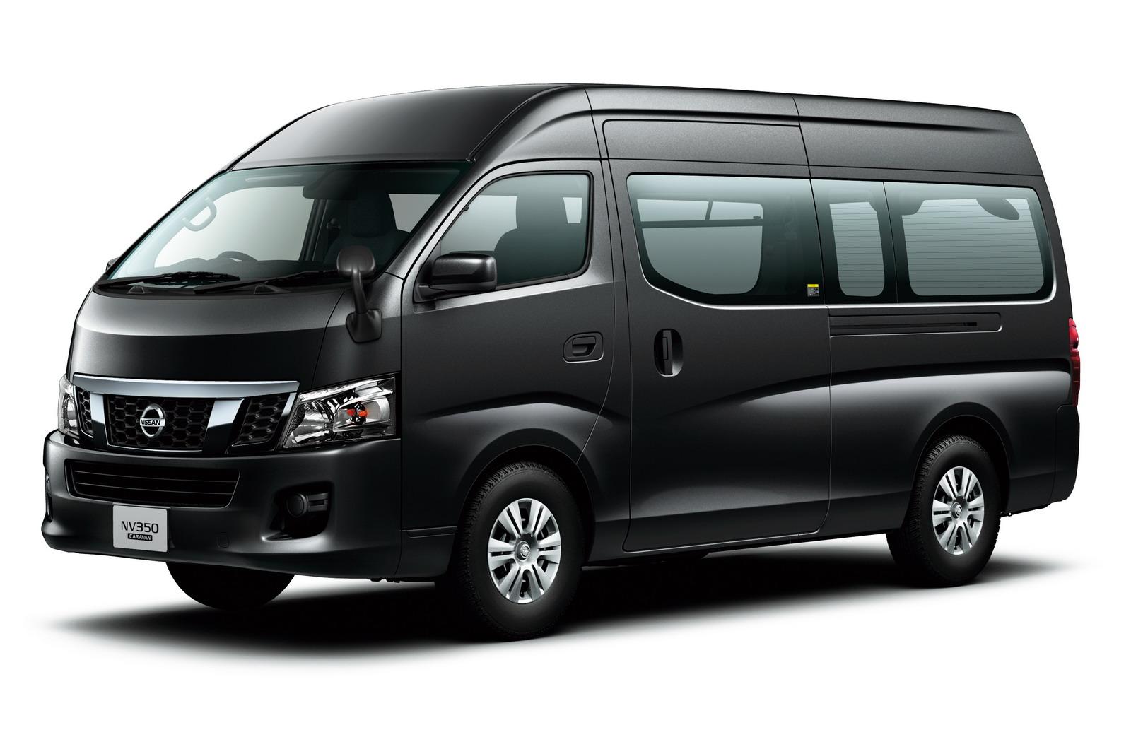 Nissan NV350 Caravan | AUTO REVIEW