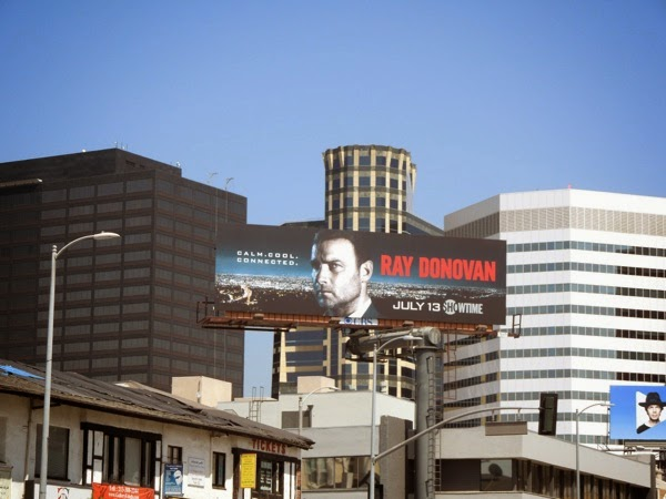 Ray Donovan series 2 billboard