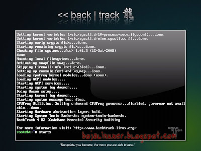 BackTrack 4 R2